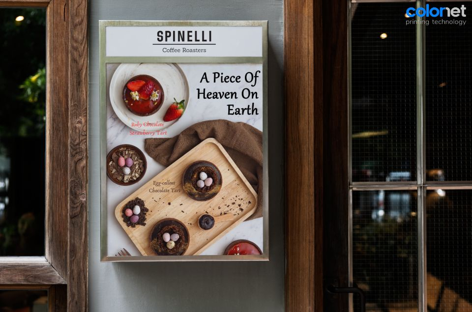 Spinelli Board Menu